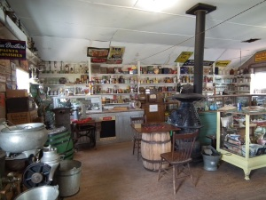 Every shop is packed full of donated goods.  All telling a story of Saskatchewan's past.