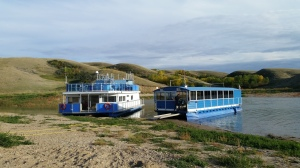 Prairie Lake Vacations offers many tours with their cruise boat. They also have a house boat available to rent.